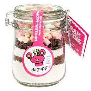 Marshmallow Pure chocolade – Koekjespot
