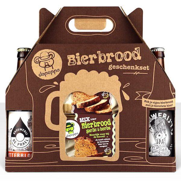 Geschenk set - Bierbrood